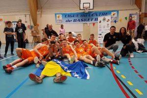 KK Kengur osvojio drugo mjesto na turniru u Francuskoj