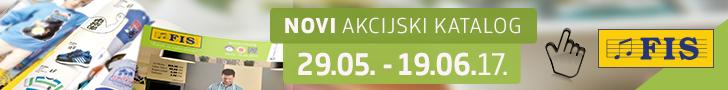 FIS - Akcijski katalog 29.05. - 19.06.2017.
