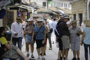 U prva tri mjeseca 2017. BiH posjetilo više od 180 hiljada turista