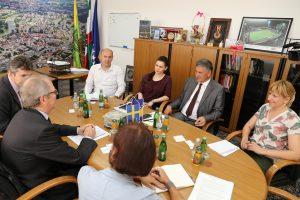 Ambasador Kraljevine Švedske posjetio Gradsku upravu