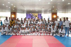 Taekwondo Akademija JALE - polaganje za crne pojaseve
