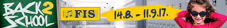 FIS - Back to school 2017 - Fashion editio