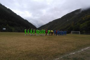 Pred početak utakmice Vareš-Nemila-2017