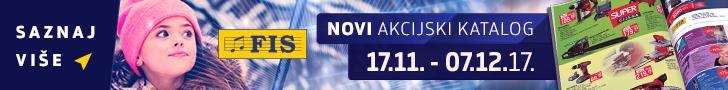 FIS akcijski katalog - 17.11. - 07.12.2017.