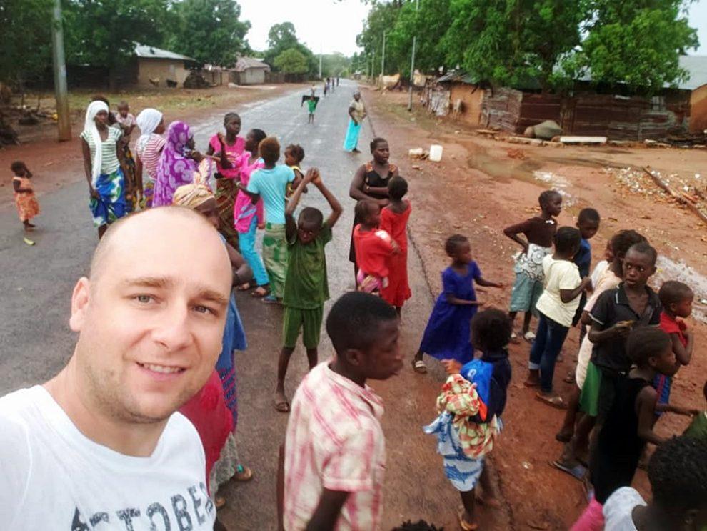 Afrička zabava