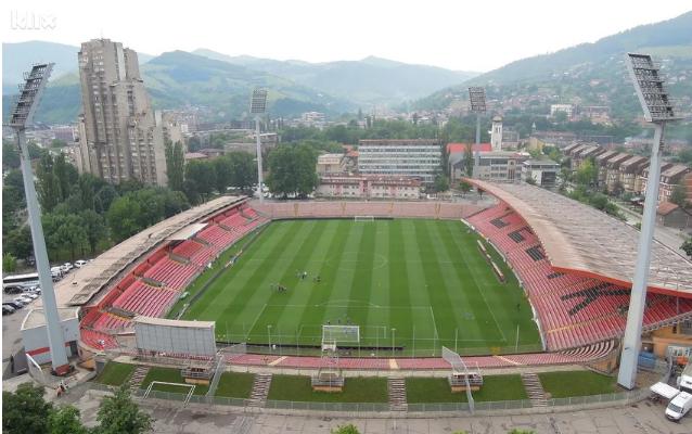 Rezultat slika za Čelnici Sarajeva potvrdili: Duel 3. pretkola Evropske lige igrat će se na Bilinom Polju