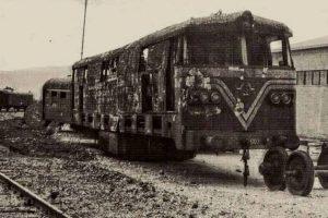 Željeznička nesreća u tunelu kod Vranduka