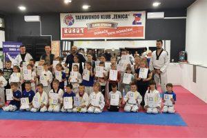 Taekwondo klub Zenica polaganje (1)