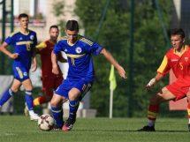 U-17 reprezentativci poraženi u prijateljskom susretu od Crne Gore