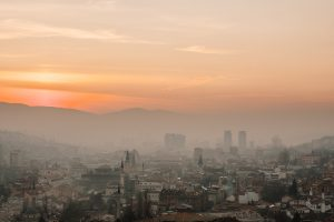 Zagadjenje Sarajevo